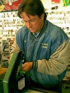 Greg Rash, Master Locksmith